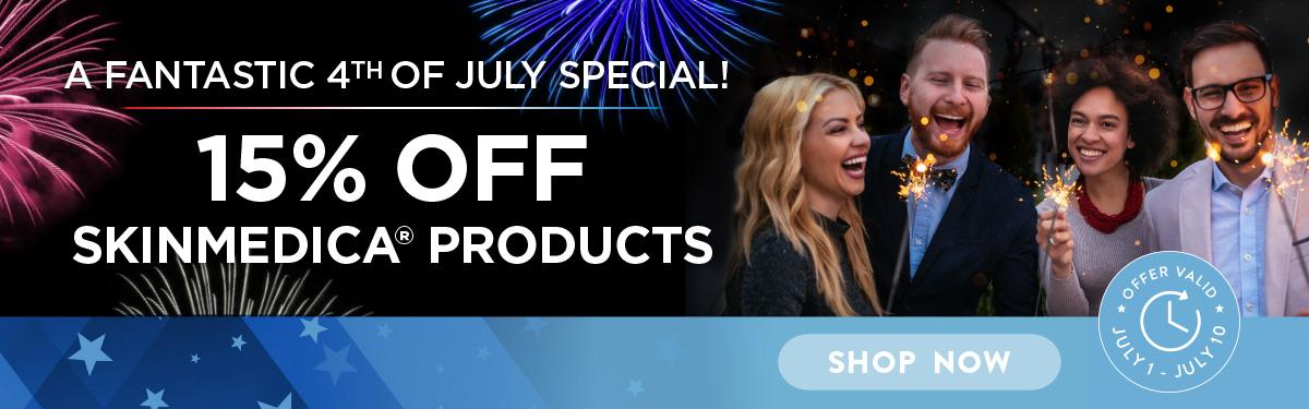 SkinMedica July 4 Special
