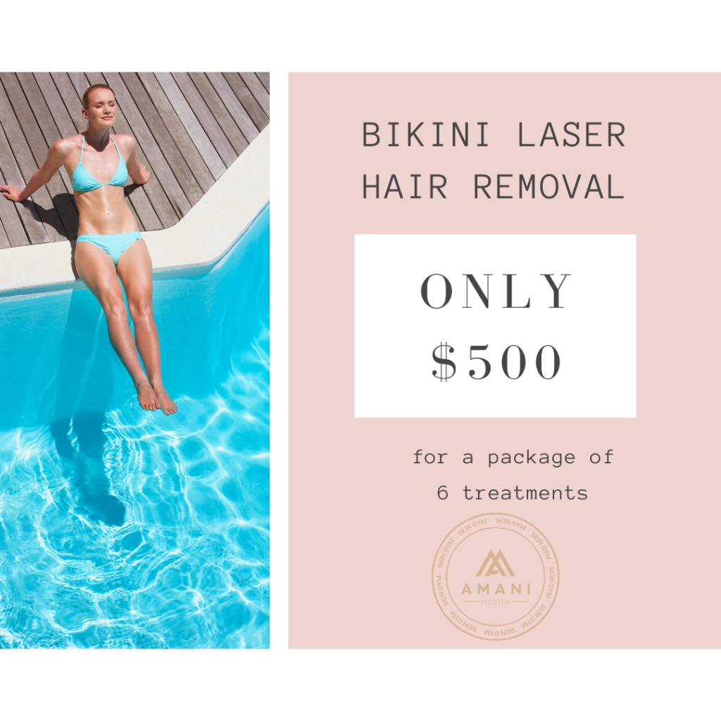 July Bikini Special
