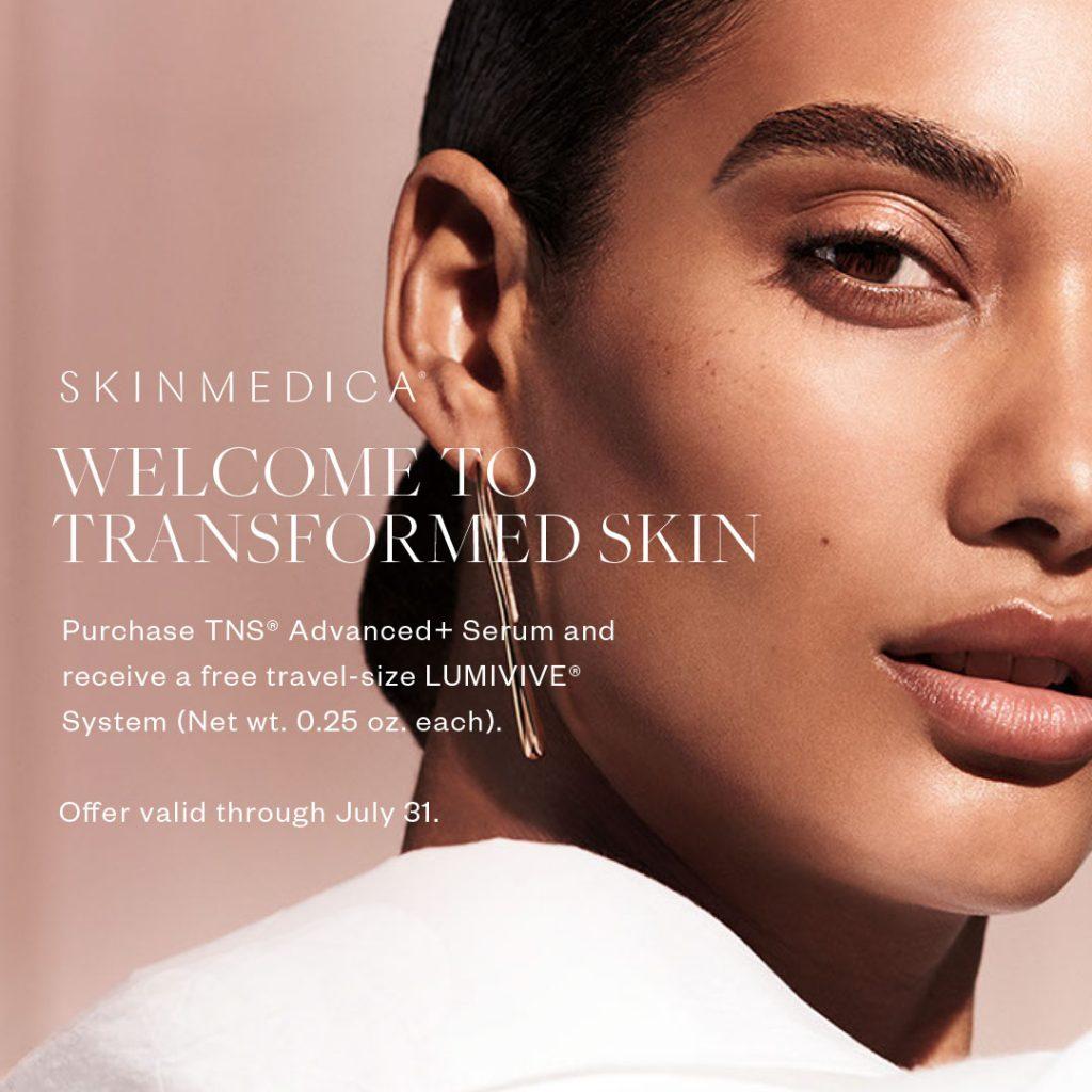 Skin Medica July Promotion Amani MedSpa