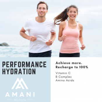 performance hydration iv therapy