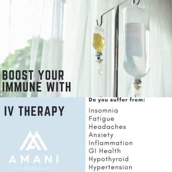 IV Infusion Therapy for Immune Support